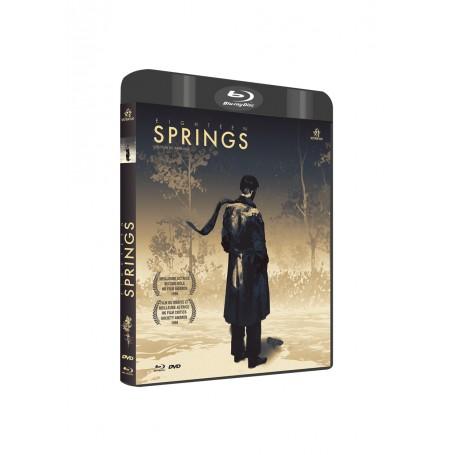 Eighteen Springs Blu-ray