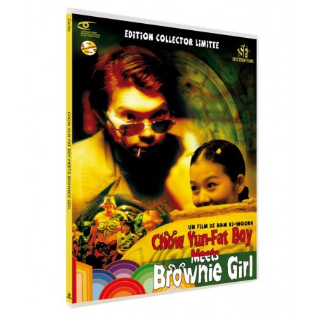Chow Yun-fat Meets Brownie Girl
